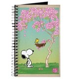 Woodstock in the Cherry Blossoms Journal