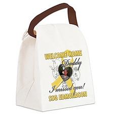 For Dena Canvas Lunch Bag