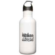Baltimore Skyline Water Bottle