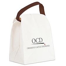 OCD Canvas Lunch Bag