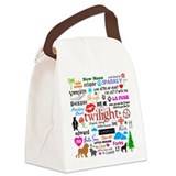 Twilight Memories Canvas Lunch Bag