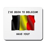 Cute Belgian Mousepad