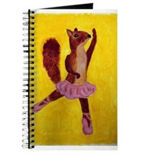 Ballet Squirrel Journal