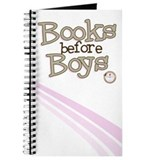 Books before Boys Journal