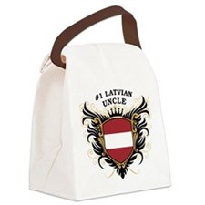 n1_latvian_uncle.png Canvas Lunch Bag