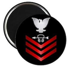 Navy Sonar Technician First Class Magnet