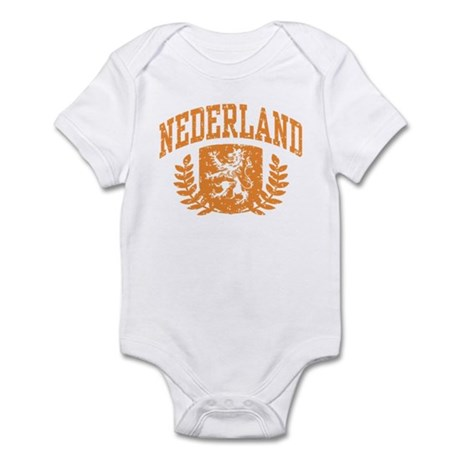 Nederland Infant Bodysuit