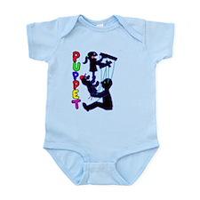 puppets Infant Bodysuit
