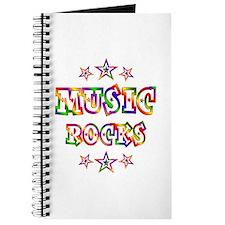 Music Rocks Journal