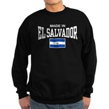 Made In El Salvador Sweatshirt