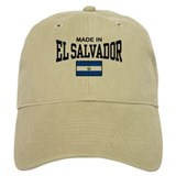 Made In El Salvador Cap