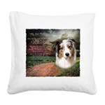 godmadedogs.png Square Canvas Pillow