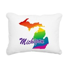 rb_michigan.png Rectangular Canvas Pillow