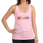 hearts-watercolor-row_tr.png Racerback Tank Top