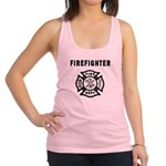 Firefighter Racerback Tank Top