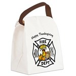 FF thanksgiving redone.png Canvas Lunch Bag