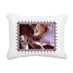 CAT-BALLET_TEE.png Rectangular Canvas Pillow
