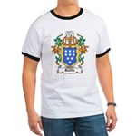 Baillie Coat of Arms Ringer T