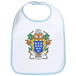 Baillie Coat of Arms Bib