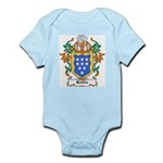 Baillie Coat of Arms Infant Creeper