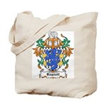 Bagnall Coat of Arms Tote Bag