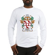 Bagley Coat of Arms Long Sleeve T-Shirt