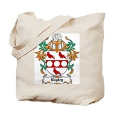 Bagley Coat of Arms Tote Bag