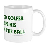 Eye On The Ball Mug