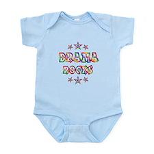 Drama Rocks Infant Bodysuit