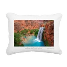 Havasu Falls Rectangular Canvas Pillow