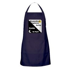 Biomedical Engineer by day Daddy by night Apron (d
