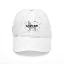 Sheltie Baseball Cap