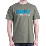 Casey 2006 Black T-Shirt