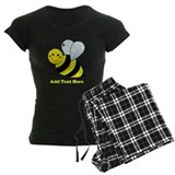 Bumble bee Women's Pajamas Dark