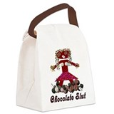 chocolateslut01.pn... Canvas Lunch Bag