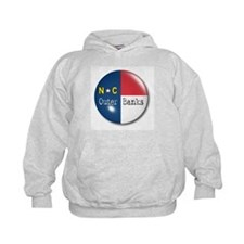 Outer Banks North Carolina Flag Hoodie