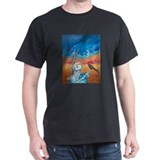 Surreal Art T-Shirt (black)