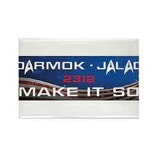 Darmok and Jalad Rectangle Magnet