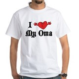 I Love My Oma Shirt