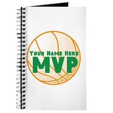 Personalized Basketball MVP. Journal