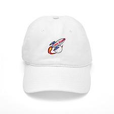 Personalized rocket Baseball Cap