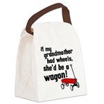 Star Trek Wagon Canvas Lunch Bag