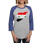 Starfleet Academy 3/4 Sleeve T-shirt (Dark)