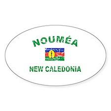 Noumea New Calidonia Designs Stickers