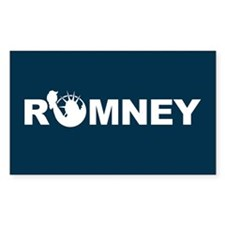 Romney for Liberty Decal