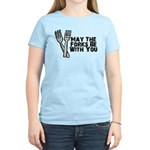 Forks Be With You Women's Light T-Shirt