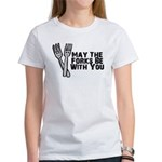 Forks Be With You Women's T-Shirt