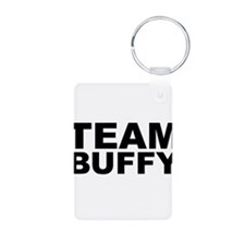 Team Buffy Keychains