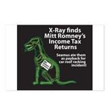 Mitt Rmneys Dog Seamus Ate the Tax Returns Postcar