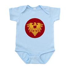 Medieval Griffon Dragon Flight Infant Bodysuit